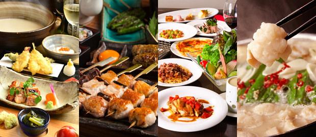 出会い系のデートで食べる物(居酒屋・焼き鳥・イタリアン・鍋など)