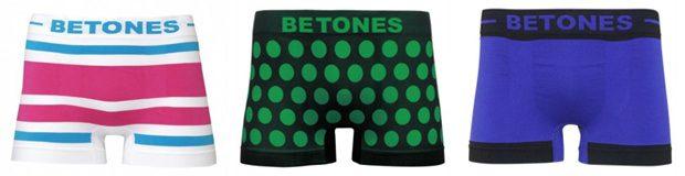ビトーンズ(BETONES)
