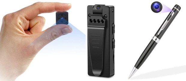 小型スパイカメラ