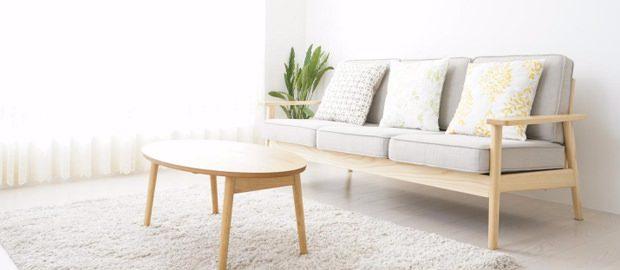 家具・インテリアの統一