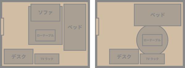 ヤリ部屋6畳
